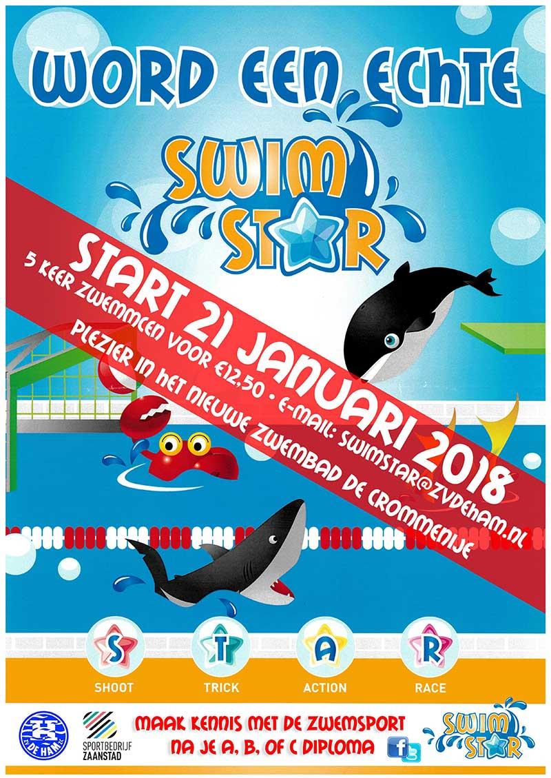 SwimStar in de Crommenije in 2018